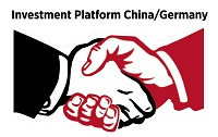 Investment Plattform China/Deutschland