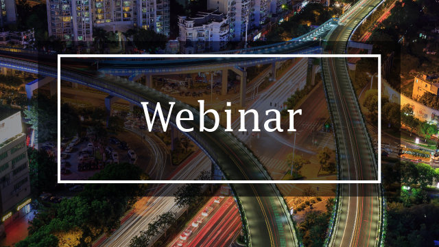 The Belt & Road Investment Webinar Series